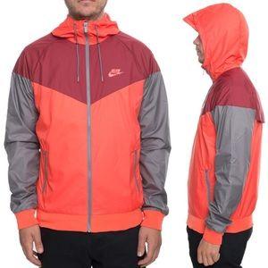 Nike Windrunner Full Zip Jacket Men's Size M